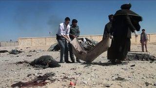 Afghanistan bombing