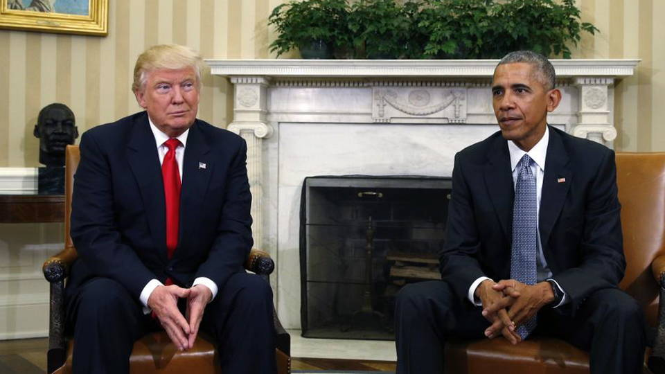 H03 trump obama no press
