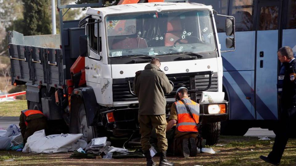 H08 jerusalem truck attack
