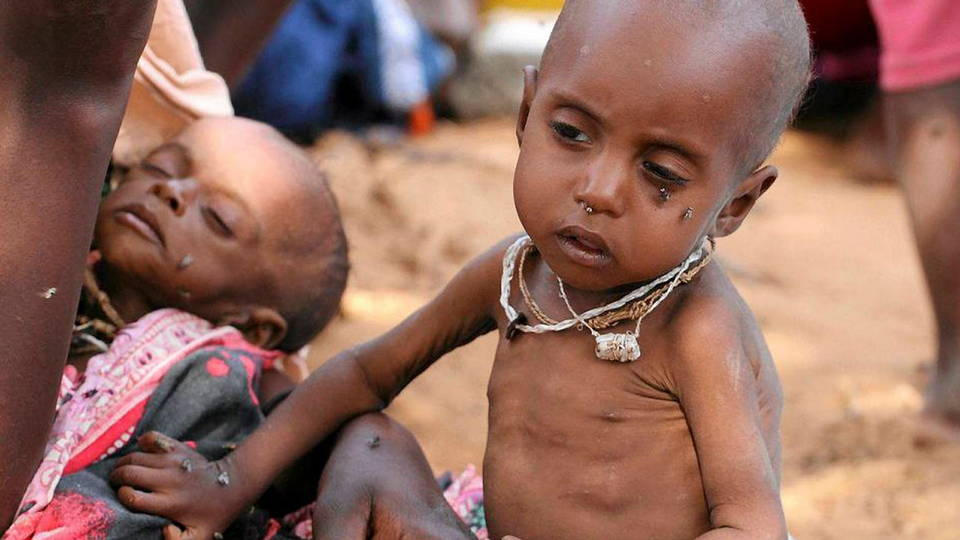 H12 famine africa