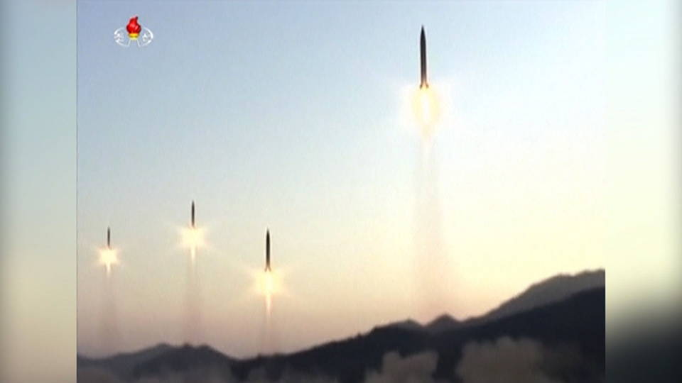 H09 north korea missiles