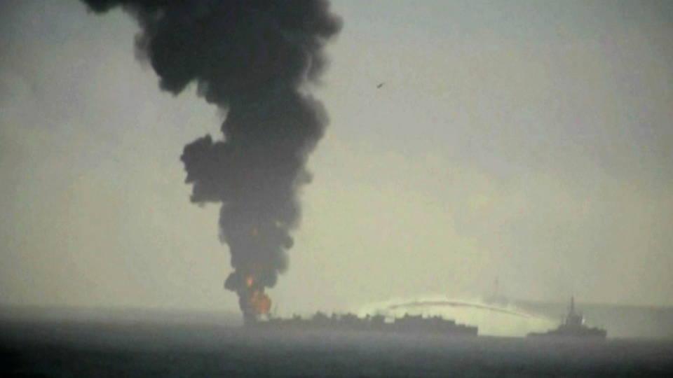 h12 gulf oil spill