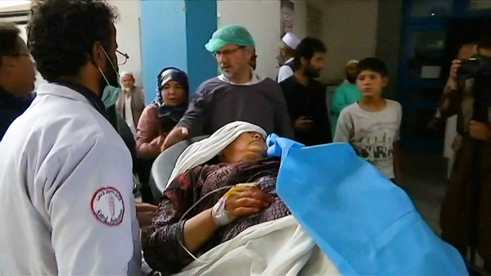 H3 afghanistan taliban attack