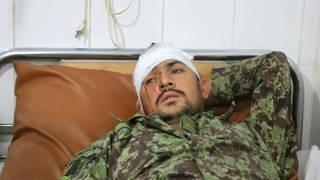 H15 afghan amy base bombing