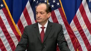 H5 acosta resigns epstein scandal