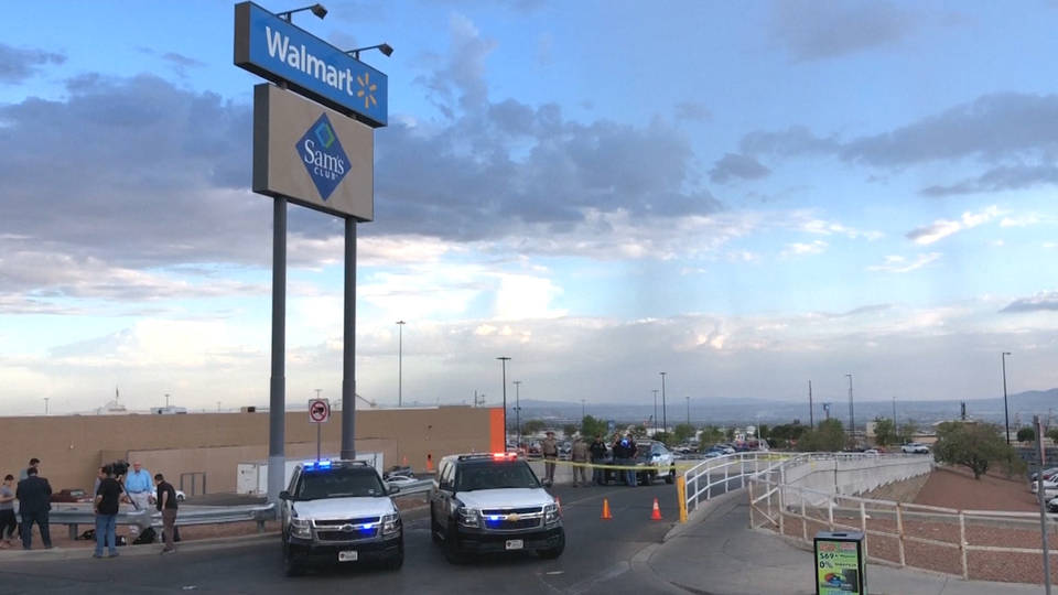H12 el paso walmart shooter charged hate crimes