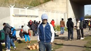 Calais abuse