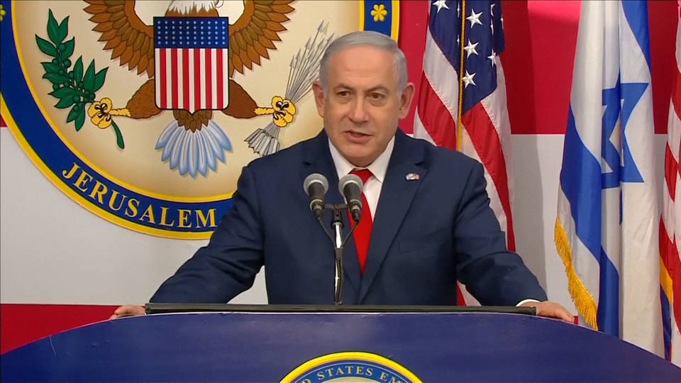 H4 netanyahu questioned by police corruption scandal