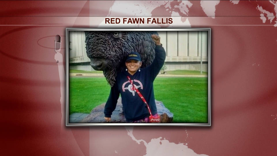 H15 red fawn dapl prison sentence