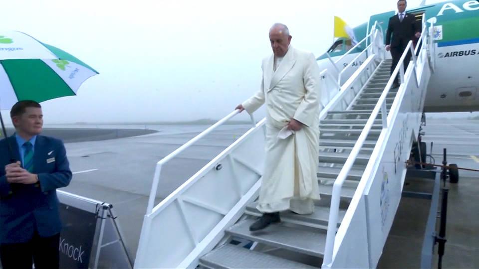 H3 pope ireland