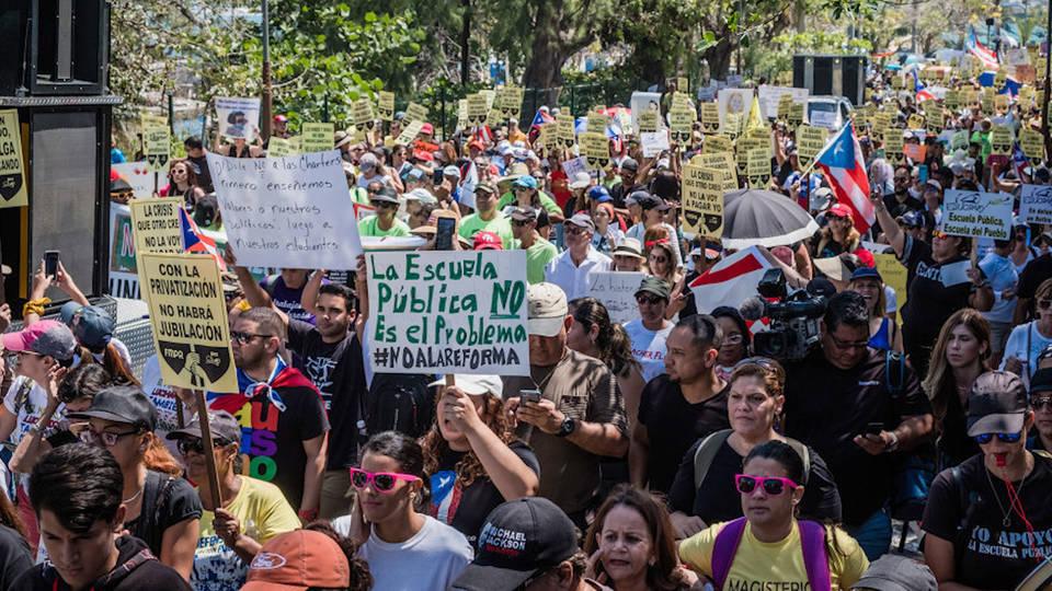 H3 puerto rico public schools closure