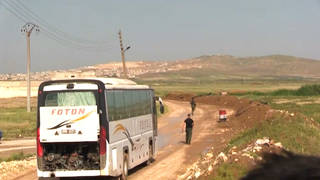 H5 syria homs evacuations
