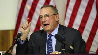 H5 maine paul lepage against ranked voting