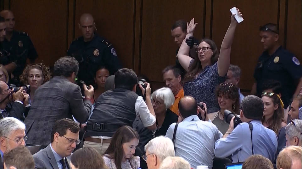 Democrats' Rage Puts Kavanaugh In Clearer Light