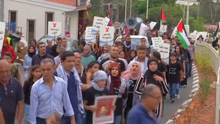 H9 palestinian protest