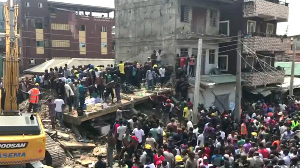 H9 lagos building collapse
