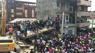 H9 lagos building collapse