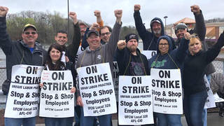 H stop and shop stike ufcw 328