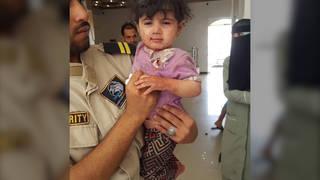H yemeni toddler sole survivor sanaa attack0