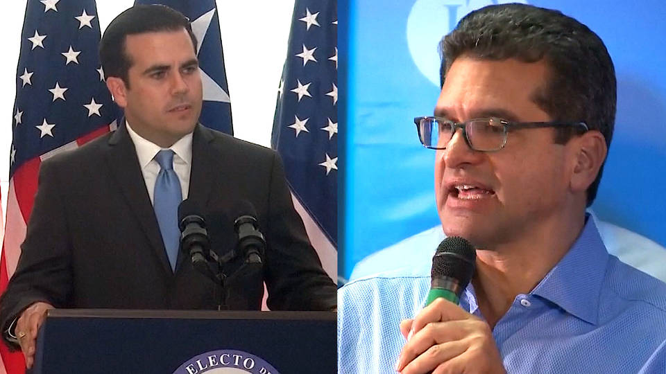 Puerto Rican governor signs law moving Democratic primary earlier to March