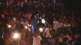H12 lebanon protests economic crisis beirut whatsapp