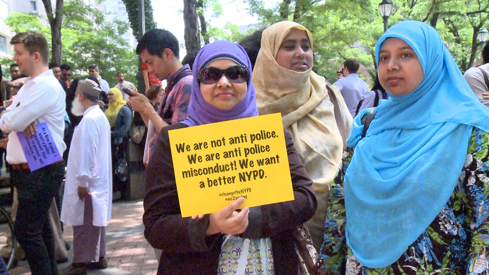H4 nypd muslim community suit
