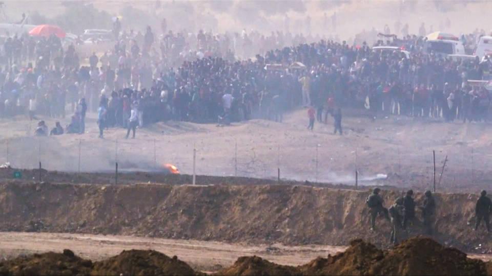 H6 gaza israeli military shoot unarmed civilians