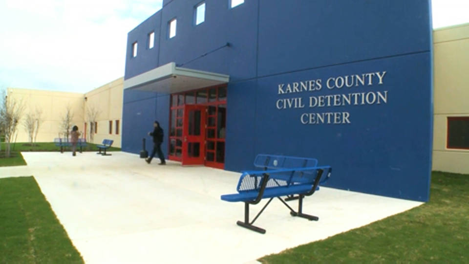 H4 karnes detention center hunger strike