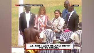 H10 melania ghana
