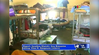 H11 cameroon school empty beds
