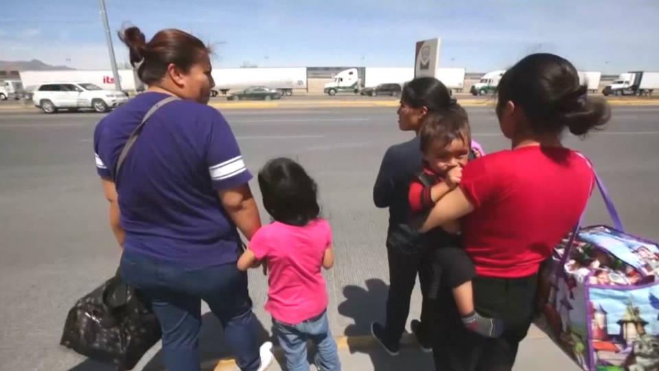 H2 trump family separation border