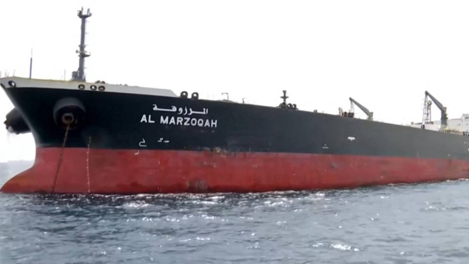 H3 saudi oil tankers sabotage