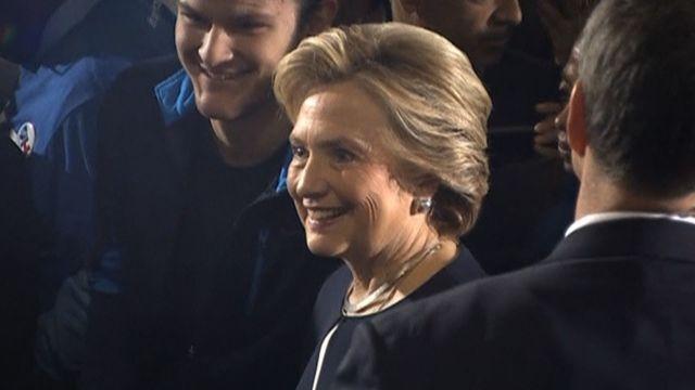 Clinton fbi
