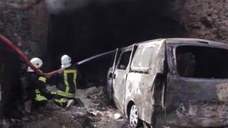 H11 syria bombing