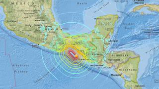 H mexicoquake