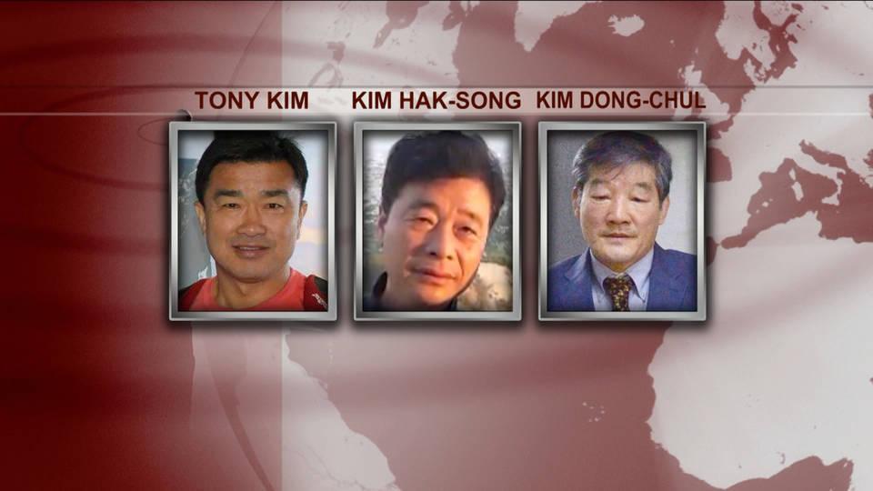 H7 us citizens north korea release