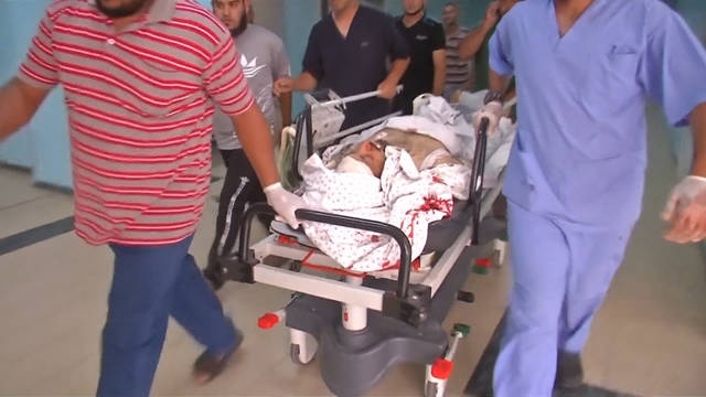 H8 threat of israeli gaza offensive