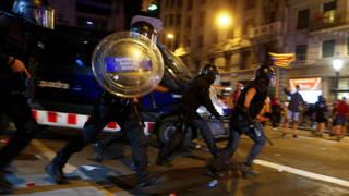 H11 catalonia police