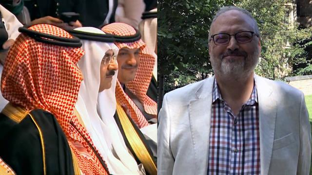 H1 saudis khashoggi split