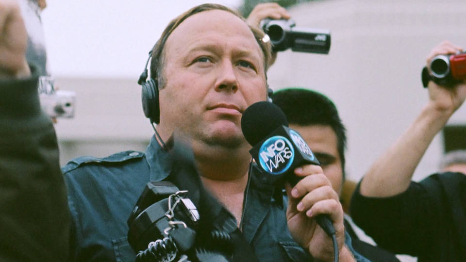 Roku removes Alex Jones' Infowars after hearing from 'concerned parties'