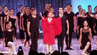 H14 cuban ballerina alicia alonso dead 98 national ballet cuba dancer