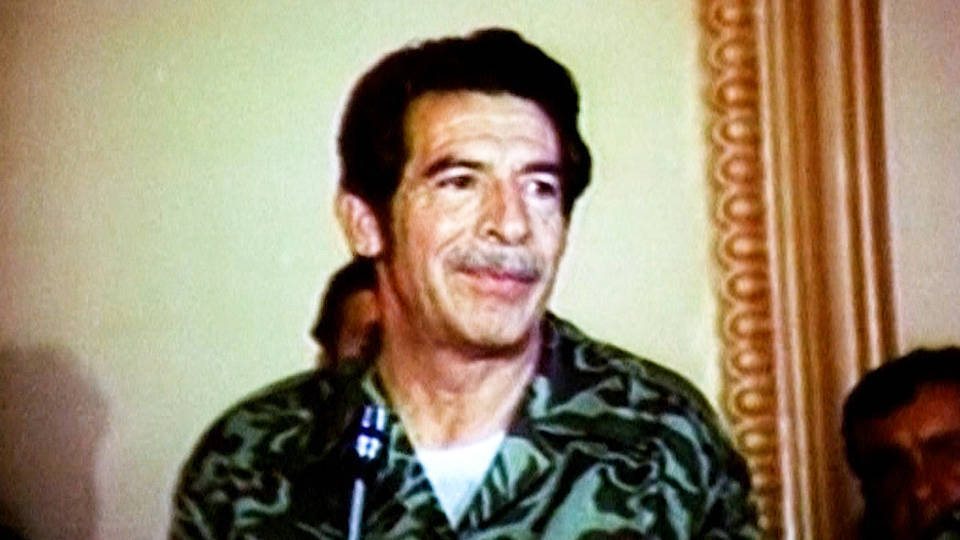 H9 guatemala top military official tried genocide crimes against humanity 36 year dirty war 200000 killed efrain rios montt