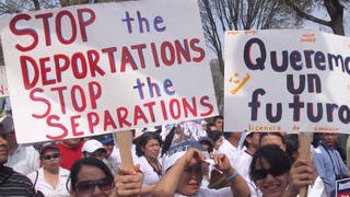 H8 us considers holding migrant children on military bases