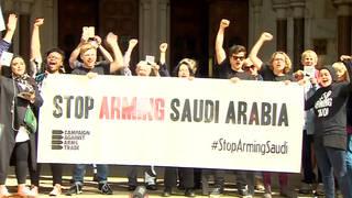 H4 uk court british arm sales saudi arabia unlawful campaign against arms trade