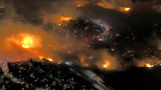 H12 california wildfires saddlebridge los angeles county evacuations pacific gas election blackouts