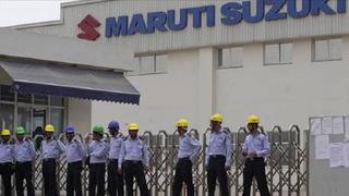 H10 india maruti workers