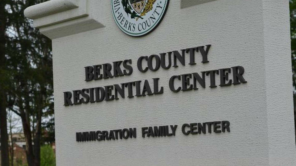 Berks county residential center photo