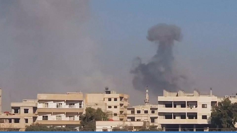 H5 ghouta syria civilian deaths