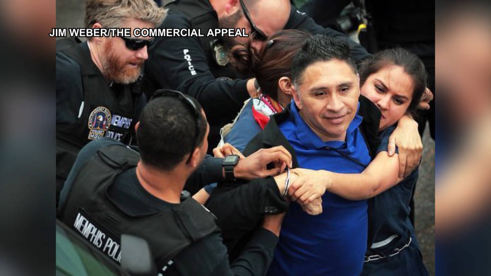 H7 memphis journalist manuel duran ice detention