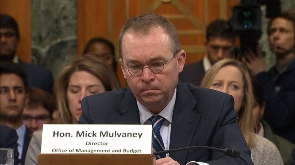H7 mick mulvaney